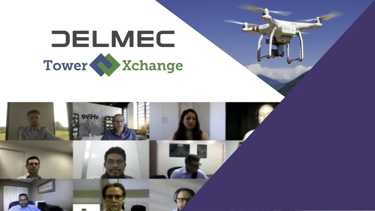 TowerXchange Forum on Drones & Digital Twins