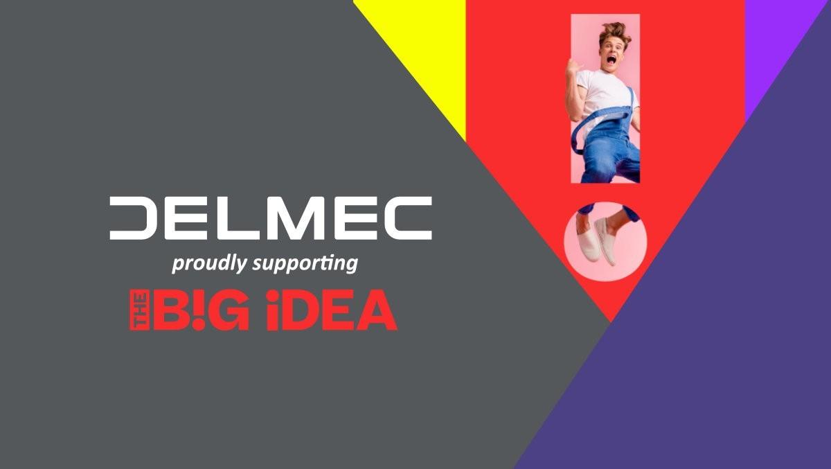 Delmec Proudly Supports The B!g iDea
