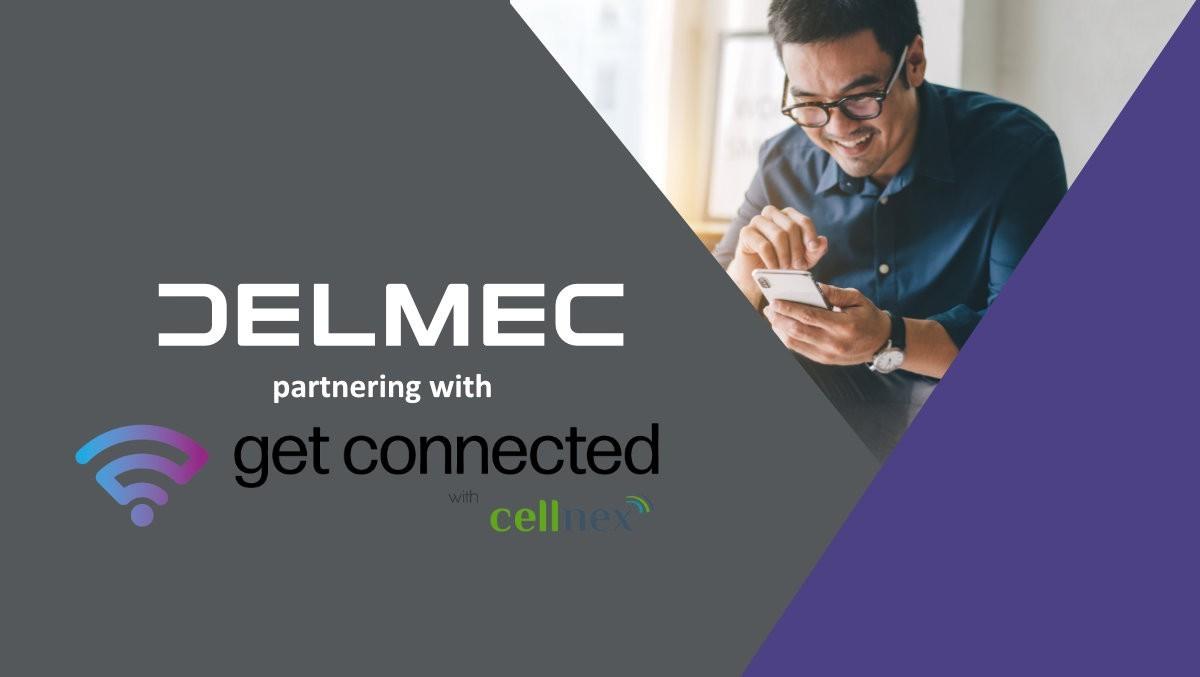 Delmec est fier de s'associer à Cellnex pour «Se Connecter»